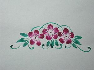 Создаем простые орнаменты. Ярмарка Мастеров - ручная работа, handmade.