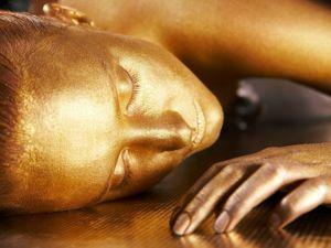 Золото больше не убивает души. Ярмарка Мастеров - ручная работа, handmade.