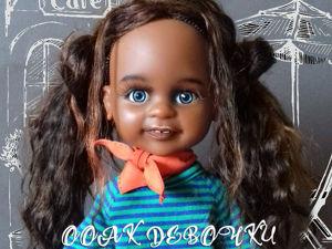 Мои девочки ООАК куколок от Paola Reina в наличии. Ярмарка Мастеров - ручная работа, handmade.