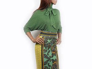 Принимаются заказы на юбку  «Пейсли» !). Ярмарка Мастеров - ручная работа, handmade.