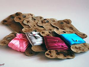 Винтажные бобинки для ленточек. Ярмарка Мастеров - ручная работа, handmade.