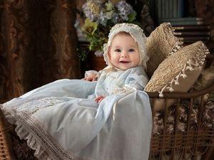 Таинство крещения маленьких принцесс. Ярмарка Мастеров - ручная работа, handmade.