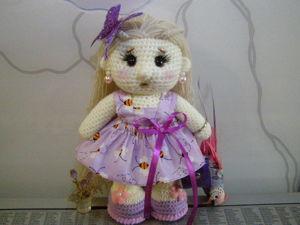 А куколка Танюша, очень ждёт свою Маму!. Ярмарка Мастеров - ручная работа, handmade.