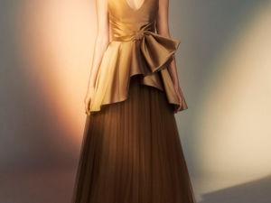 Благородные и воздушные платья дизайнера Alberta Ferretti. Ярмарка Мастеров - ручная работа, handmade.