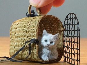 Awww Miniatures: Adorable Pets by Tomoko Masakage. Livemaster - handmade