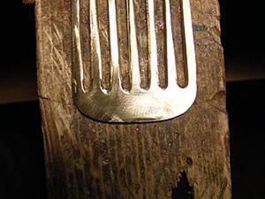 Создание основы-заготовки для гребня.. Ярмарка Мастеров - ручная работа, handmade.
