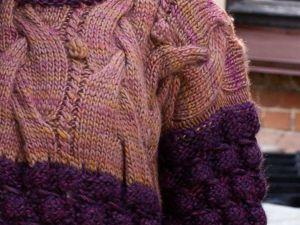 Ирландское вязание. Ярмарка Мастеров - ручная работа, handmade.
