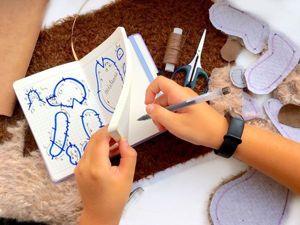 Особенности сшивания деталей: очередность их соединения и направление шва при пошиве мишки Тедди. Ярмарка Мастеров - ручная работа, handmade.