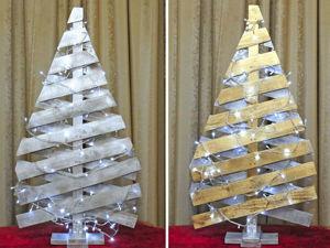 Делаем новогоднюю елку в стиле Loft. Ярмарка Мастеров - ручная работа, handmade.