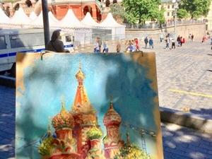 Арт-фестиваль  на Красной площади!. Ярмарка Мастеров - ручная работа, handmade.