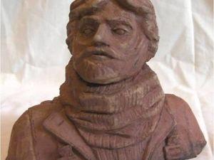 Полые керамические фигурки из глины. Ярмарка Мастеров - ручная работа, handmade.