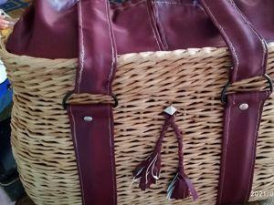 Делаем сумку-шопер из газетных трубочек. Ярмарка Мастеров - ручная работа, handmade.