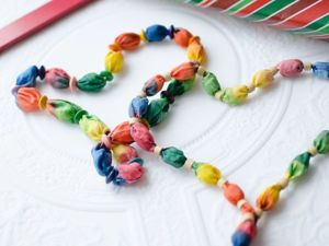 Creating Rainbow Silk Beads. Livemaster - handmade
