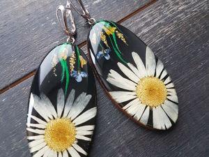Сушка цветов для заливки эпоксидной смолой. Ярмарка Мастеров - ручная работа, handmade.