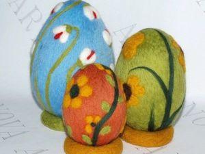 Готовимся к Пасхе: пасхальные яйца. Какие они бывают?. Ярмарка Мастеров - ручная работа, handmade.