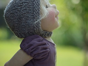 From Childhood: Warm and Sincere Waldorf Dolls. Livemaster - handmade