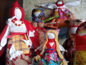 Зачем нам народные славянские куклы — обереги. Ярмарка Мастеров - ручная работа, handmade.