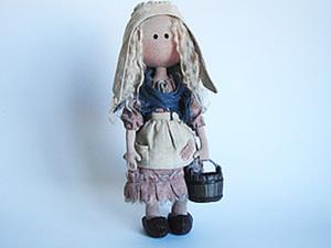 Состаривание одежды для куклы.. Ярмарка Мастеров - ручная работа, handmade.