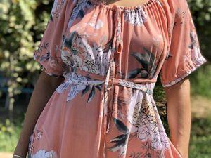Платье для Анны. Ярмарка Мастеров - ручная работа, handmade.