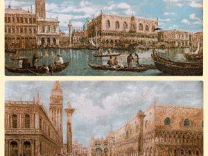 Виды Венеции. Ярмарка Мастеров - ручная работа, handmade.