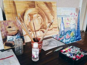Отдельная мастерская: мой опыт аренды, плюсы и минусы. Ярмарка Мастеров - ручная работа, handmade.