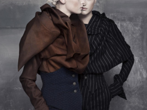 Авангардная мода от Nana Aganovich. Ярмарка Мастеров - ручная работа, handmade.