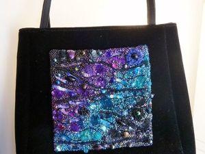 Аппликации с вышивкой для украшения аксессуаров и элементов одежды от Caroline Gamb. Ярмарка Мастеров - ручная работа, handmade.