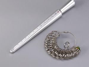 Как узнать точный размер кольца?. Ярмарка Мастеров - ручная работа, handmade.