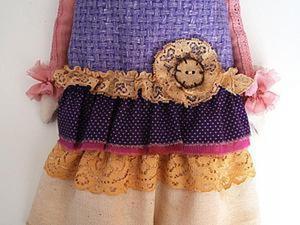 Шьем юбочку для тильды. Ярмарка Мастеров - ручная работа, handmade.