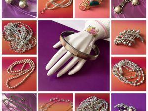 Аукцион винтажной бижутерии 3-4 февраля. Ярмарка Мастеров - ручная работа, handmade.