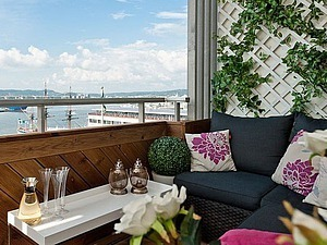 Balcony of My Dreams: 35 Options for Decoration and Design. Livemaster - handmade