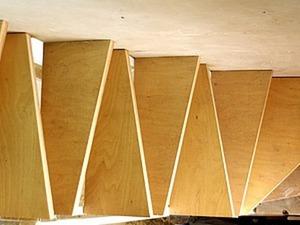 Строим лестницу «гусиный шаг». Ярмарка Мастеров - ручная работа, handmade.