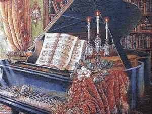 Для представителей музыкальной среды. Ярмарка Мастеров - ручная работа, handmade.