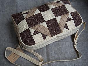 """Шьем сумку """"Кофейная"""". Ярмарка Мастеров - ручная работа, handmade."""