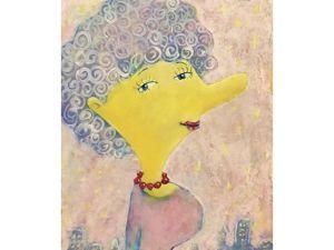 Рассказ про тётю Любу. Ярмарка Мастеров - ручная работа, handmade.