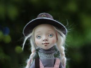 Скидки на авторские куклы!. Ярмарка Мастеров - ручная работа, handmade.