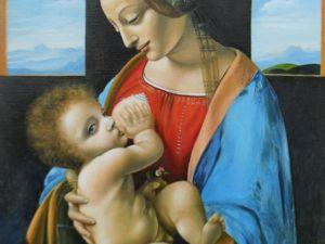Живопись — картины на День Матери. Ярмарка Мастеров - ручная работа, handmade.