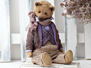 Когда появится новый медведь. Ярмарка Мастеров - ручная работа, handmade.