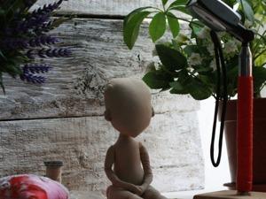 Видео мастер-класс: как крепить ножки текстильной кукле. Ярмарка Мастеров - ручная работа, handmade.