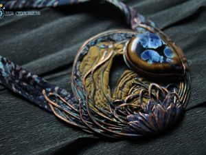 Аукцион  «Malurus elegans». Ярмарка Мастеров - ручная работа, handmade.