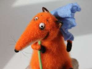 Новая лисичка в магазине!. Ярмарка Мастеров - ручная работа, handmade.
