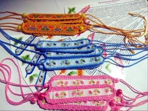 Детские браслеты для мальчиков и девочек. Ярмарка Мастеров - ручная работа, handmade.