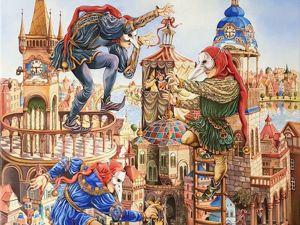Под маской карнавала: история маскарада. Ярмарка Мастеров - ручная работа, handmade.