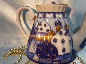Дополнительные фото к чайникам лучистая перезвоны и колокольчики. Ярмарка Мастеров - ручная работа, handmade.
