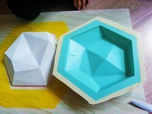 Изготавливаем форму для декора. Ярмарка Мастеров - ручная работа, handmade.