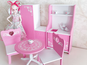 Прайс на мебель для кукол по предметам. Ярмарка Мастеров - ручная работа, handmade.