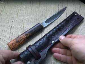 Якутский нож. Ярмарка Мастеров - ручная работа, handmade.