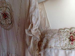 Чайное платье анахронизм, или... образ без времени?. Ярмарка Мастеров - ручная работа, handmade.