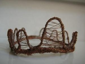Корона для короля, или Немного о старении аксессуаров. Ярмарка Мастеров - ручная работа, handmade.