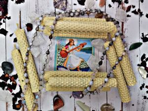 Новинка.Поток богини Сарасвати. Ярмарка Мастеров - ручная работа, handmade.